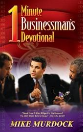 1 Minute Businessman's Devotional