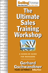 The Ultimate Sales Training Workshop A Hands On Guide For Managers Book PDF