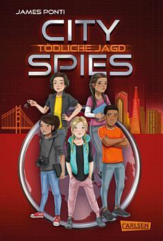 City Spies 2  T  dliche Jagd PDF