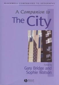 A Companion to the City Book
