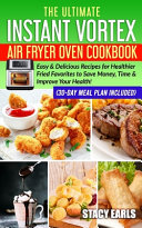 The Ultimate Instant Vortex Air Fryer Oven Cookbook PDF