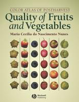 Color Atlas of Postharvest Quality of Fruits and Vegetables PDF