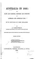 Australia in 1866 PDF