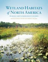 Wetland Habitats of North America PDF