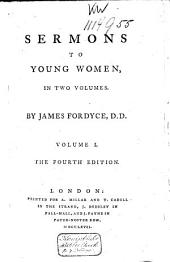 Sermons to Young Women: Volume 1