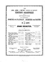 Ouverture du vaudeville: Poète et Paysan