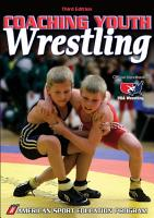 Coaching Youth Wrestling PDF
