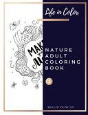 NATURE ADULT COLORING BOOK  Book 2  PDF