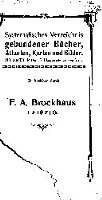 Systematisches verzeichnis gebundener b  cher  atlanten  karten  bilder  globen und musikalien PDF