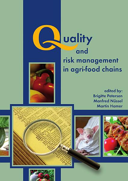 Download Quality and risk management in agri food chains Book