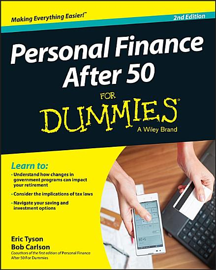 Personal Finance After 50 For Dummies PDF