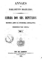 Annaes do Parlamento Brazileiro: Câmara dos Srs. Deputados, Volume 2,Parte 4