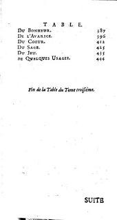 Les caracteres de Theophraste et la suite: Volume2