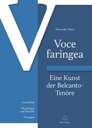Voce faringea  Eine Kunst der Belcanto Ten  re PDF