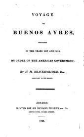 Voyage to Buenos Ayres