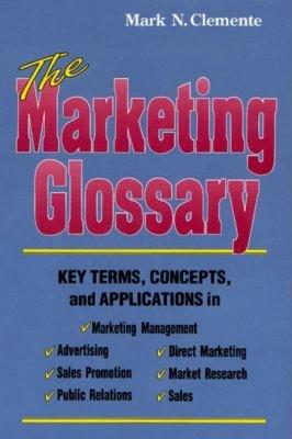 The Marketing Glossary PDF