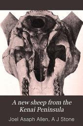 A new sheep from the Kenai Peninsula