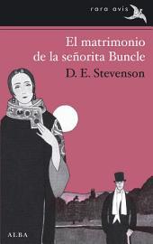 El matrimonio de la señorita Buncle