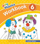 Jolly Phonics Workbook 6 PDF