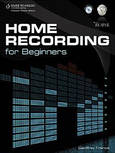 Home Recording for Beginners Book