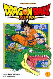 Dragon Ball Super: Volume 1