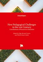 New Pedagogical Challenges in the 21st Century PDF