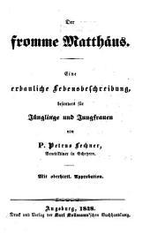 Der fromme Matthäus