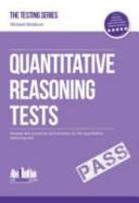 Quantitative Reasoning Tests
