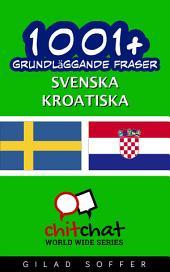 1001+ grundläggande fraser svenska - kroatiska