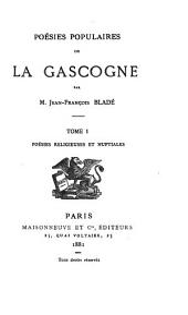 Poésies populaires de la Gascogne: Volume5