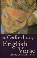 The Oxford Book of English Verse PDF