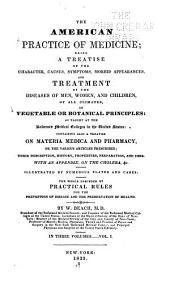 The American Practice of Medicine ...