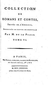 Collection de romans et contes: Tom Jones, pt. 3-4