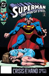 Superman: The Man of Steel (1991-) #16