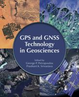 GPS and GNSS Technology in Geosciences PDF