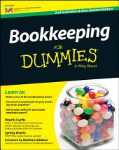 Bookkeeping For Dummies - Australia / NZ: Edition 2