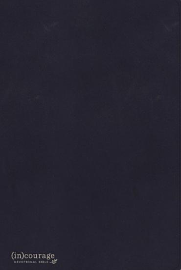 CSB  in courage Devotional Bible  Navy Genuine Leather PDF