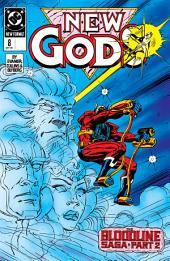 New Gods (1989-) #8