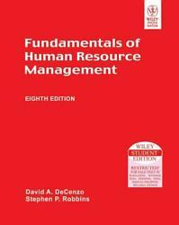 Fundamentals Of Human Resource Management 8th Ed Book PDF