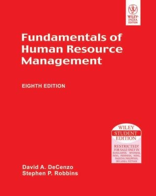 Fundamentals Of Human Resource Management  8Th Ed
