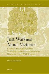 Just Wars And Moral Victories Book PDF