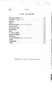 Les pèlerinages de Suisse: Volume1