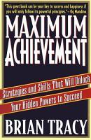 Maximum Achievement PDF