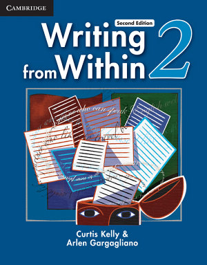 Writing From Within Level 2 Students Book