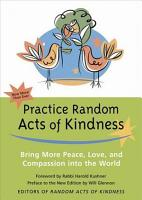 Practice Random Acts of Kindness PDF