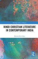 Hindi Christian Literature in Contemporary India PDF