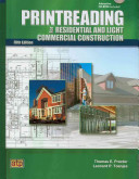 Printreading for Residential and Light Commercial Construction Book