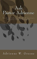 Ask Pastor Adrienne