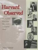 Harvard Observed