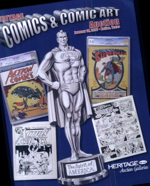 HCA Comics Dallas Signature Auction Catalog  823 PDF